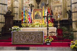 Madonna del Voto, Siena